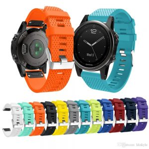 VPulso Silicona Quick Fit para Garmin Fenix 5S (20mm)