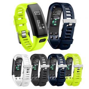 Pulso Silicona para Garmin Vivosmart HR Pulso Correa deportiva de silicona suave de reemplazo para reloj Smartwatch Garmin Vivosmart HR.